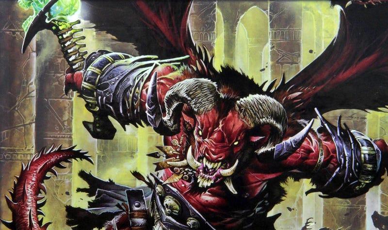 Portada de la cuarta edición del compendio de monstruos de AD&D