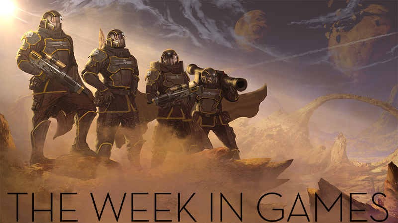 Illustration for article titled The Week In Games: Down With Triple A