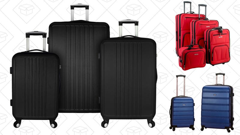Up to 60% off Luggage Sets and Laptop Bags | Home Depot