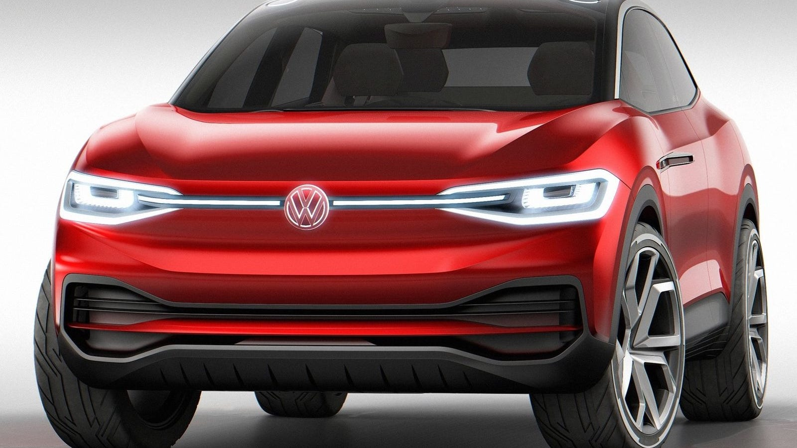 You're Gonna Have To Get Your Electric Volkswagen In Crossover Form, America