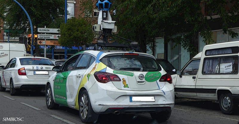 Google Maps API / Хабрахабр