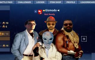 Illustration for article titled Torneo Fortnite de Gizmodo