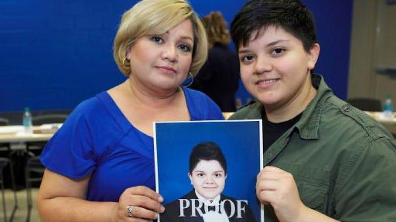 Illustration for article titled Facing Pressure, Texas School District Lets Transgender Teen Wear Tux