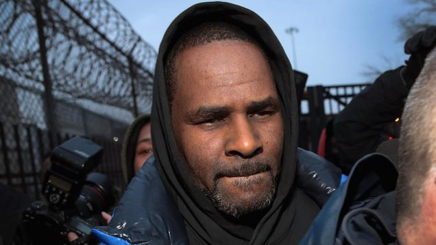 R. Kelly has been charged with 11 new counts of sexual assault