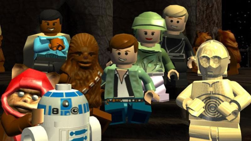 Illustration for article titled Disney and Lego are going to retell the Star Wars movies from the droids' perspectives