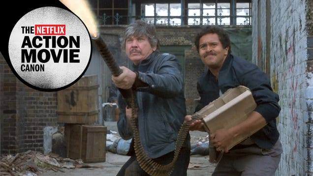 Bronson Death Wish 3 Nihilism of Death Wish 3