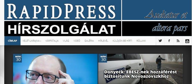 Illustration for article titled Honnan van meg az e-mail címem az oroszpárti propagandistáknak?