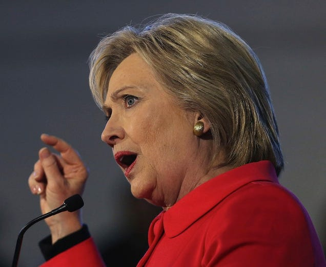Latest Clinton Email Dump Contains Three 'Secret' Messages That Won't Be Released