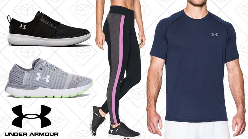 30% off select styles   Under Armour