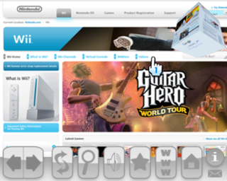 Illustration for article titled Opera Browser For Wii Levels Up