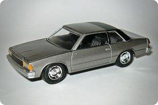 Illustration for article titled Malaise Era May: 1981 Chevrolet Malibu