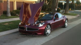 Illustration for article titled Why Are Fisker Karmas Breaking Down?