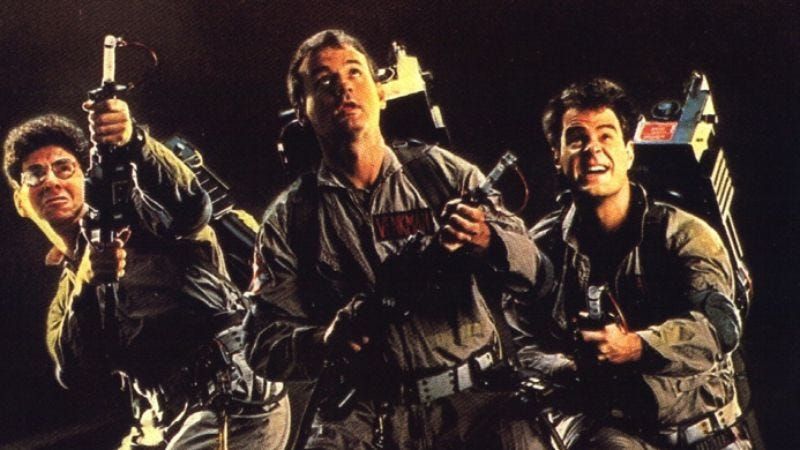 Illustration for article titled Ivan Reitman says Ghostbusters 3 script exists, but nothing else you've heard is true