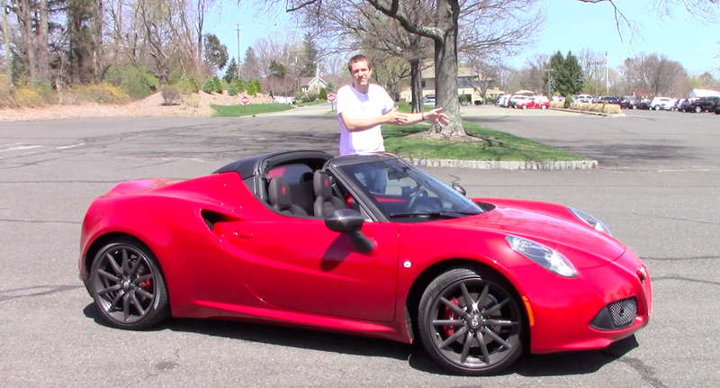 Can You Daily Drive The Alfa Romeo 4c 1773358713 on racing alfa spider