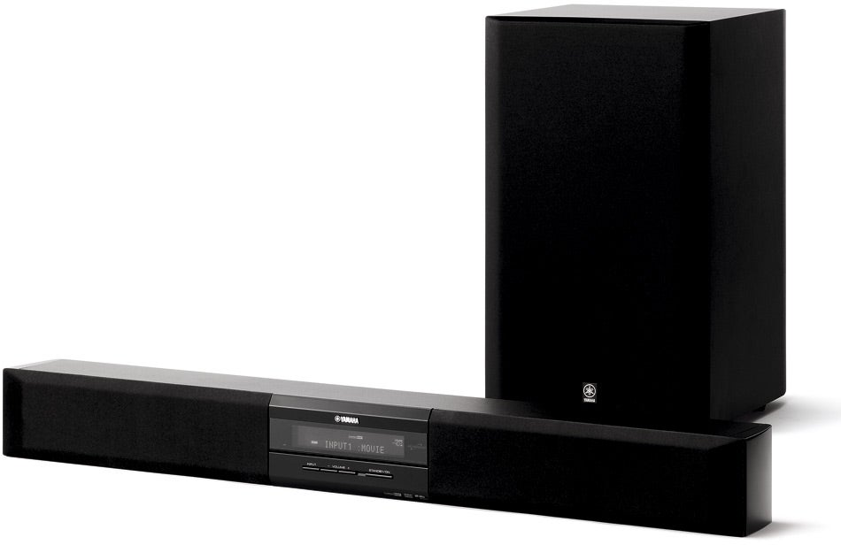 yamaha 39 s yas 70 budget soundbar might actually fit below. Black Bedroom Furniture Sets. Home Design Ideas