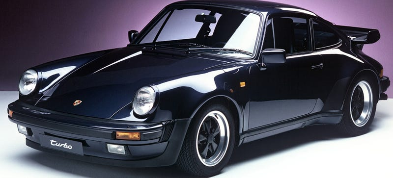 The Porsche 911 Turbo Was The Nissan GT-R Of Its Day