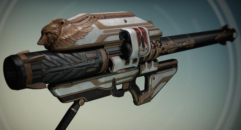 Illustration for article titled Bungie está desesperado por que vuelvas a Destiny y pone en venta su mejor arma