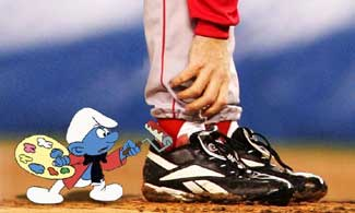 Illustration for article titled Curt Schilling Accused Of Being Self-Aggrandizing. Really.