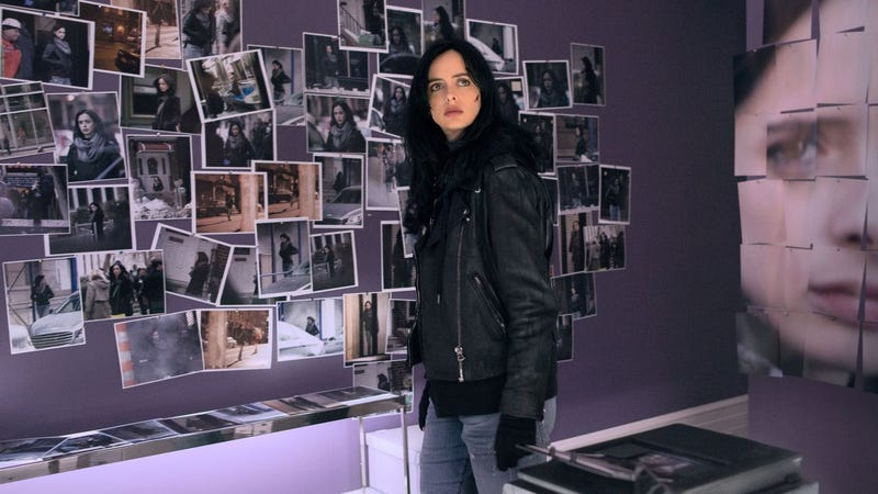 Illustration for article titled Jessica Jones: esto es lo mejor que ha hecho Marvel para la televisión