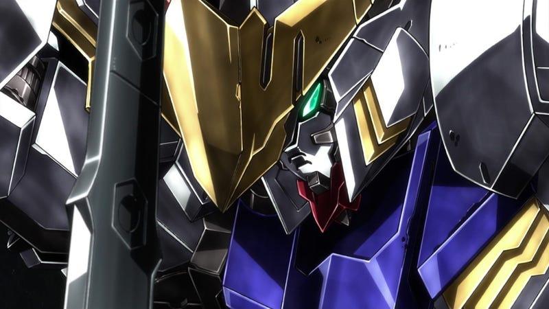 Illustration for article titled Gundam: Iron-Blooded OrphansImpressions - Episode10