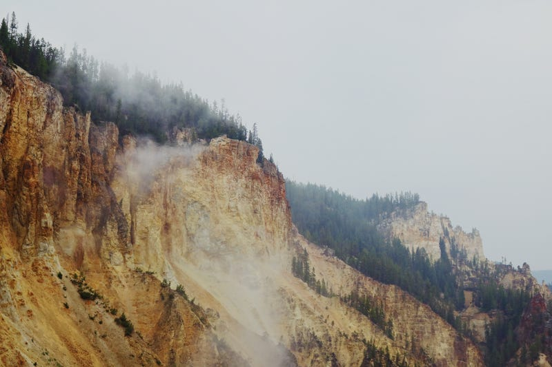 Illustration for article titled Photodump: Yellowstone National Park