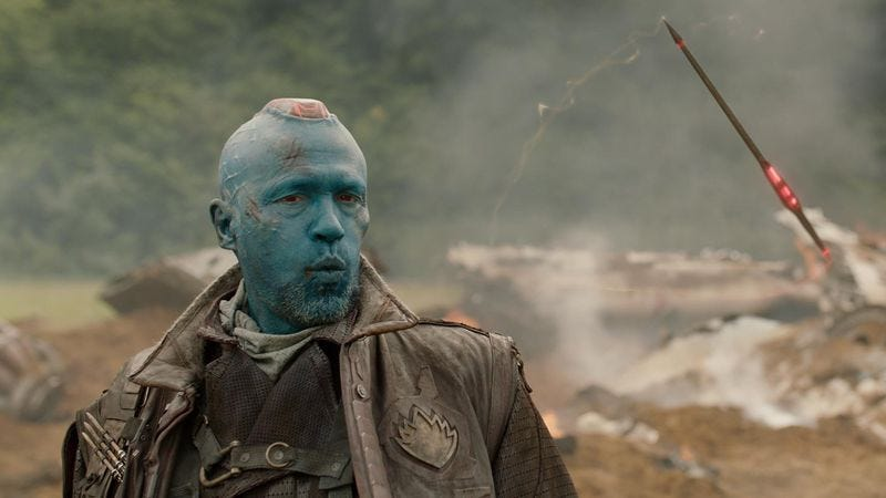 Whistleblowing of of a different sort in Guardians Of The Galaxy