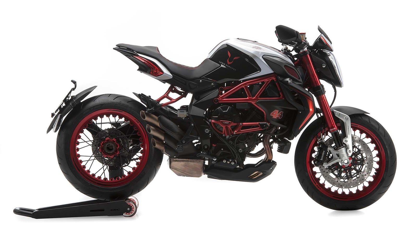 2016 mv agusta brutale 800 and lewis hamilton dragster rr: small