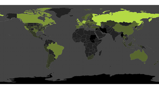 Illustration for article titled Steam Now Lets You Compare Download Speeds with the Rest of the World