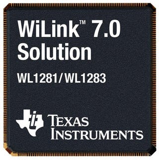 Illustration for article titled WiLink Crams Wi-Fi, GPS, FM Transmission and Bluetooth Into a Single Chip
