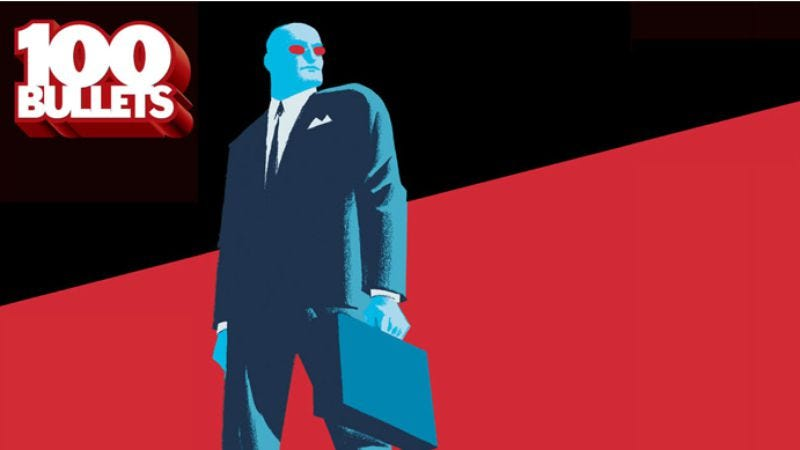 Illustration for article titled Showtime developing adaptation of 100 Bullets