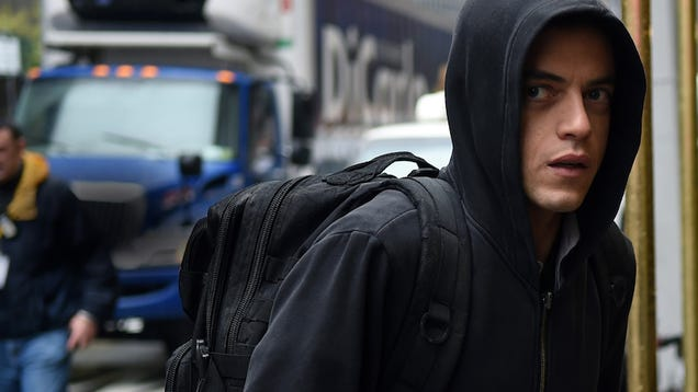 Mr. Robot's Mobile Hacking Go Bag