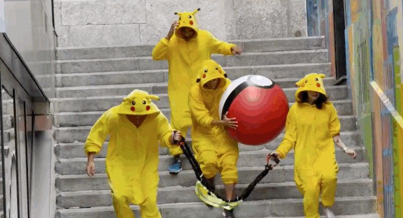 Después de Pokémon Go, llega 'la venganza de los pokémones'