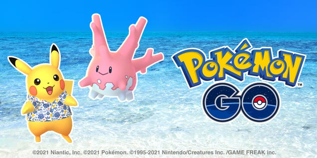 Pokémon Go's Okinawan Pikachu Delayed 'Due To Recent Developments'