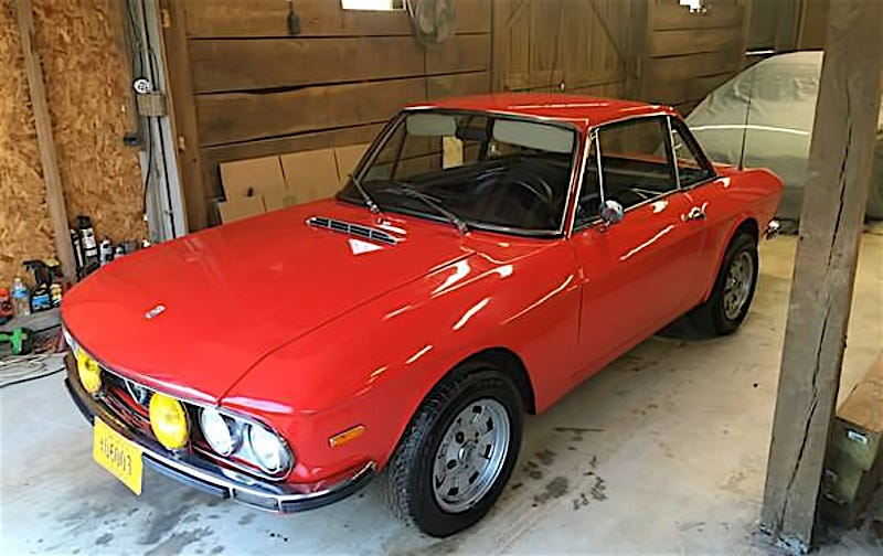 Illustration for article titled For $23,500, This 1972 Lancia Fulvia 1.3S Could Be Your Blast From The Past