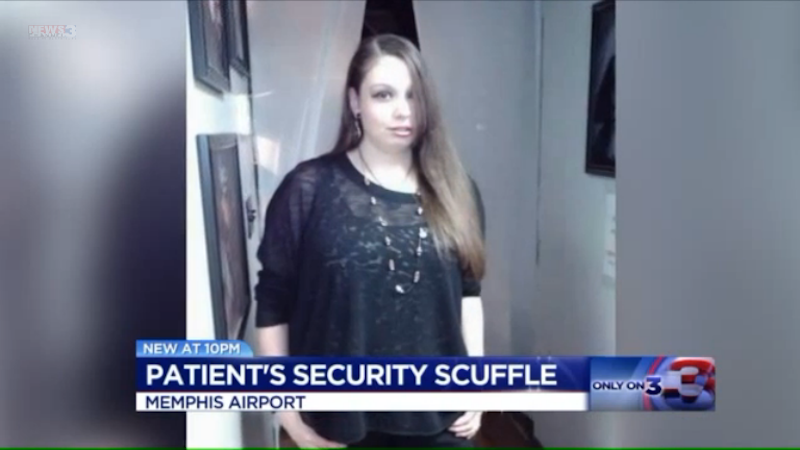 Illustration for article titled St. Jude Brain Tumor Patient Is Injured And Arrested After TSA Encounter