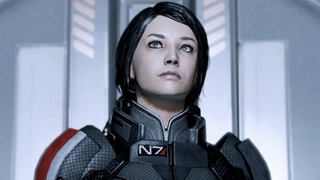 Illustration for article titled Action Heroes We Love: Commander Shepard