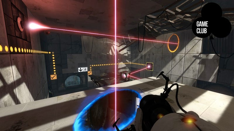 Illustration for article titled It's Time to Review Our Portal 2 Testing with the Kotaku Game Club