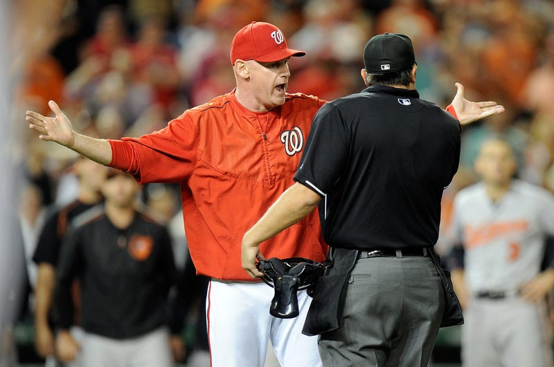 Illustration for article titled Report: Nationals Fire Matt Williams
