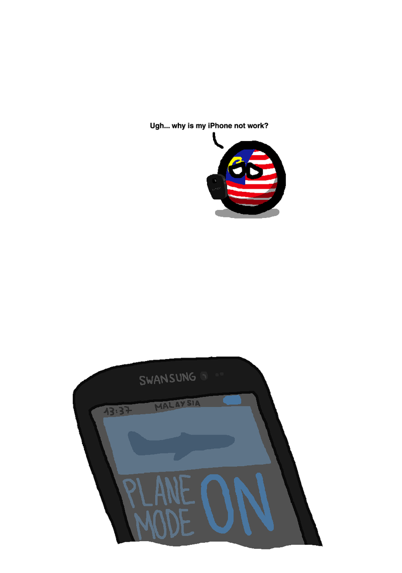 Illustration for article titled Malaysia's Phone Troubles