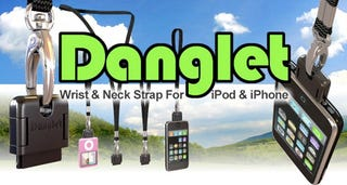 Illustration for article titled Danglet Wrist Strap For iPhone Is a Horrible Idea