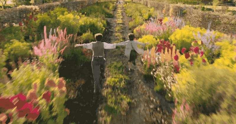 In The Secret Garden Debut Trailer, a Magical World Unfolds