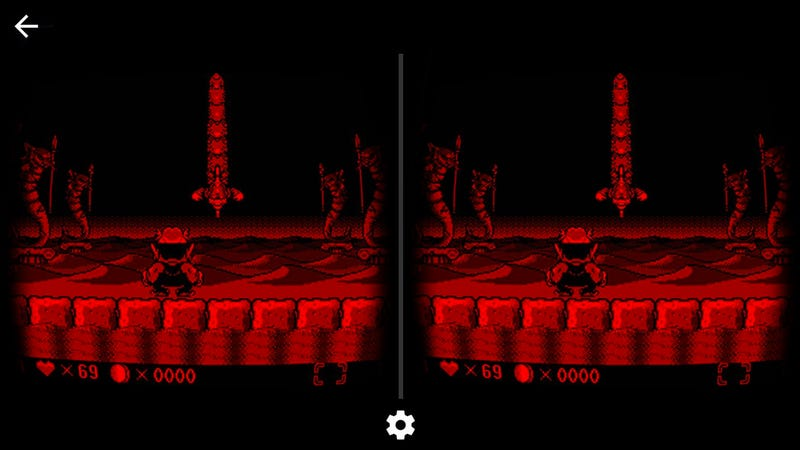Illustration for article titled Hack Lets You Play Virtual Boy Games Through Google Cardboard