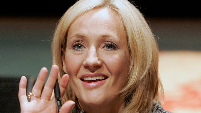 Illustration for article titled J.K. Rowling Has So Far Avoided Fifty Shades of Grey