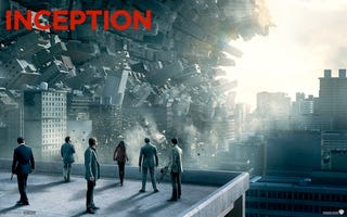 Illustration for article titled Did Video Games Help Me Accept Inception's Ending?