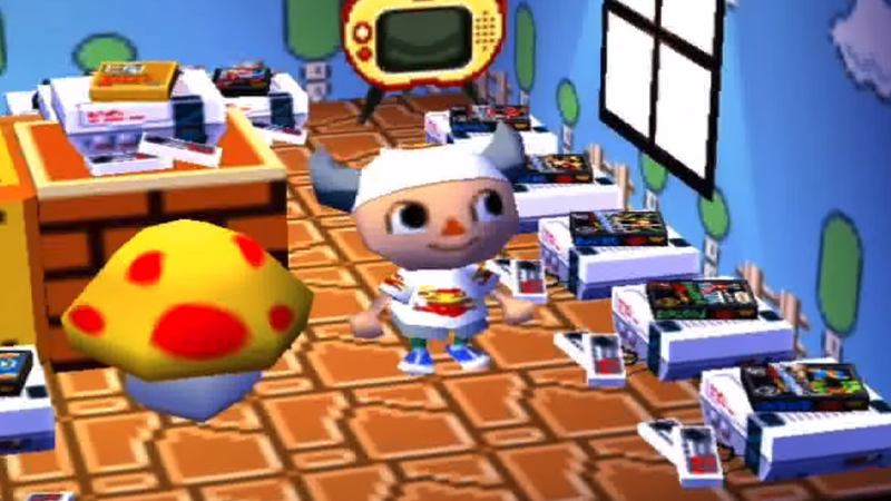 Animal Crossing On GameCube Can Actually Play Any NES Game