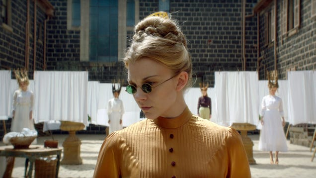 Join Game Of Thrones' Natalie Dormer for a very unsettling Picnic At Hanging Rock