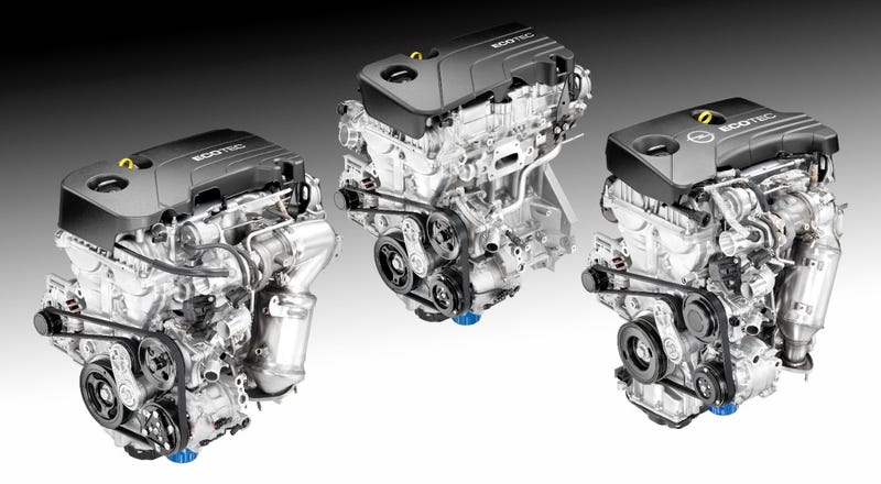 Illustration for article titled How GM Is Going To Make All Of You Love Tiny Gas Engines