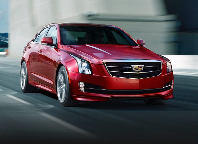Illustration for article titled Cadillac ATS: Cimarron 2.0?