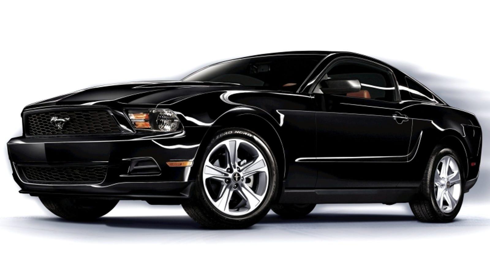 2011 Ford Mustang Gets New 305 Hp V6 30 Mpg Fuel Filter 2001
