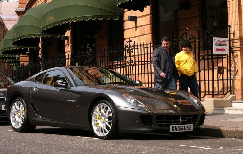 Illustration for article titled The Perfect Family Cars are Made in Italy With V12s Up Front